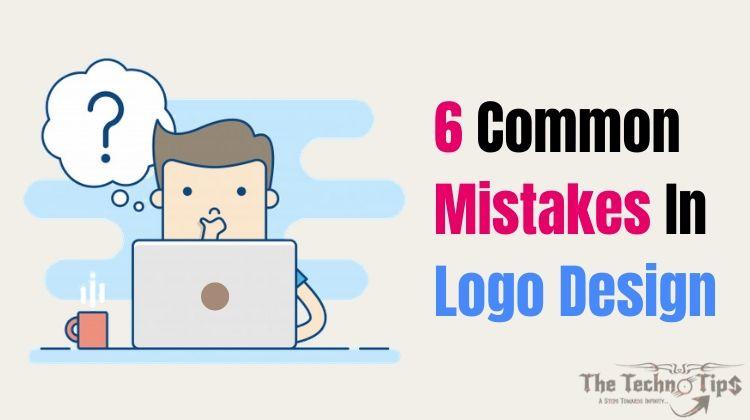 Common Logo Design Mistakes : 2020