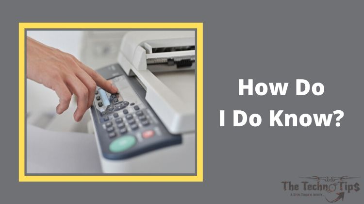 In this image-How Do I Do Know My printer Will Send And Receive Faxes-Fax From Your Printer-Thetechnotips