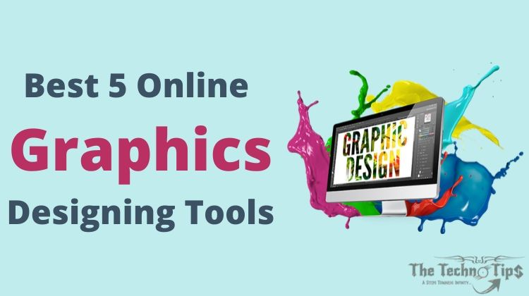 Online Graphics Designing Tools | Best 5 : 2020